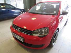 2015 Volkswagen Polo Vivo 1.4 Engine Capacity