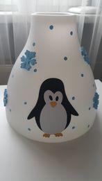 Lampa wisząca pingwinki