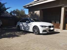320D M sport for sale with lots of extras