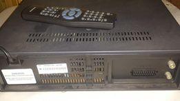 magnetowid Daewoo czterogłowicowy, Q 210K, mało używany, bdb stan