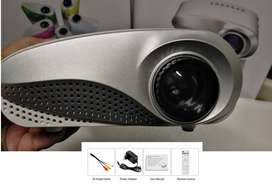 New! Mini LED Projector- Home theatre viewing, 1080p