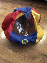 Osłonka/Parasolka na fotelik i nosidełko samochodowe dla dziecka