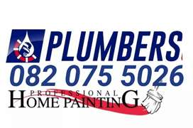 24hr Plumbers and Painters Available