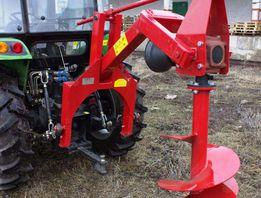 Ямобур польский Tad-len, Wirax для трактора