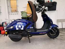 Big Boy AirForce Revival Special Edition 150cc (Excellent Condition)