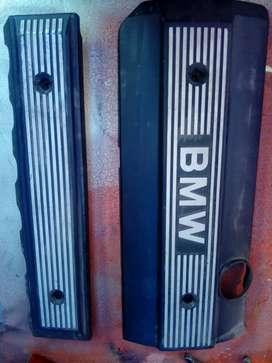 BMW engine covers