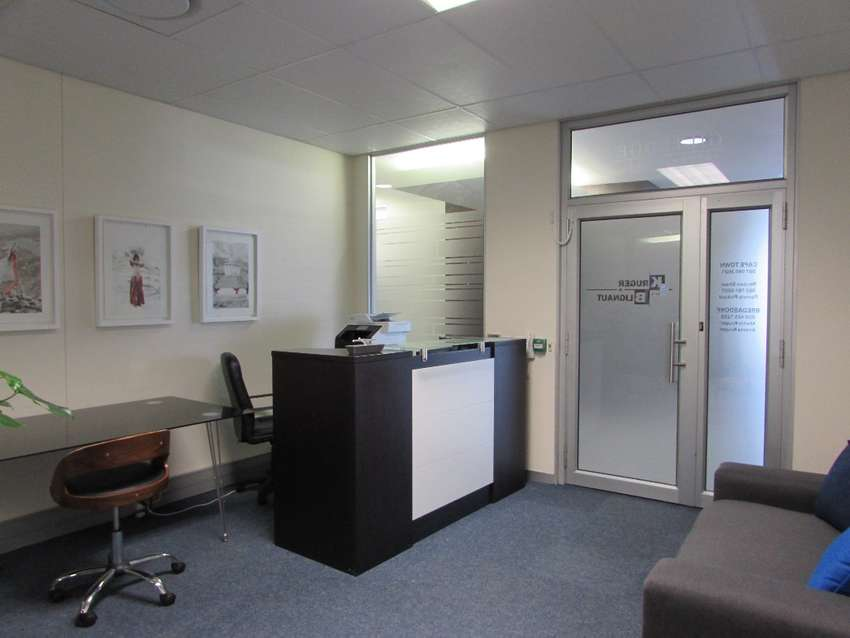 111m2 Office to Let in Century City 0