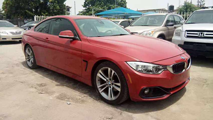 Foreign Used 2014 BMW 428i XDrive 2 Door Coupe. 0