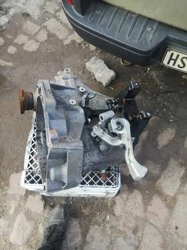 Polo 6 gearbox manual