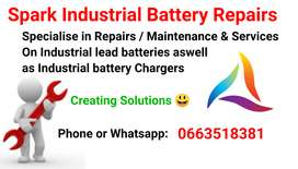 Spark's Industrial Battery & Charger Repairs