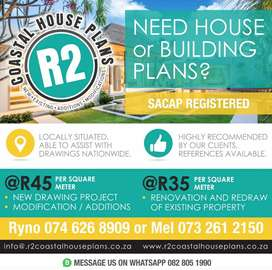 Do you need House and Building Plans?