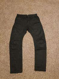 Spodnie meskie woskowane asos