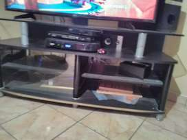 R 600  -  television cabinet.. Could also be used display.  . R600