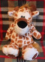 Мягкая игрушка тигра / жираф