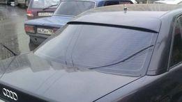 Бленда на Ауди100. 80/90, А6 С5/4,А8 ,накладка на заднее стекло.