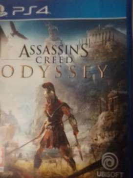 PS4 AC Oddesey R300