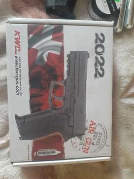 Air pistol for sale.