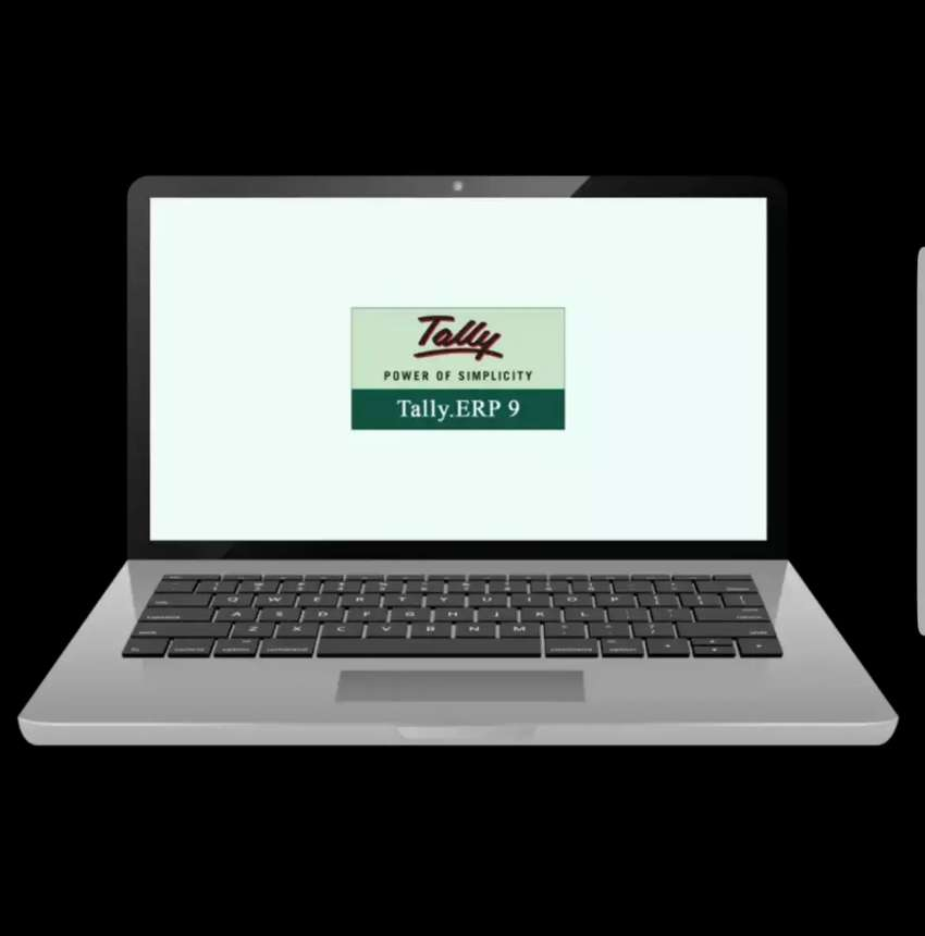 Tally ERP Management Software for PC 0
