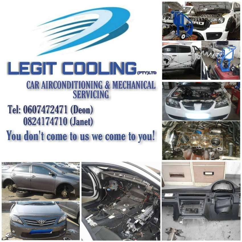 Legit Cooling Car airconditioning and mechanical services