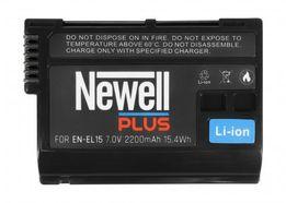 Аккумулятор NEWELL Plus EN-EL15 для Nikon D600,610,7100,7200,750,810.