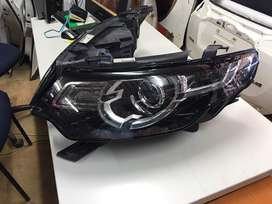Range rover discovery headlights xenon/ LED set