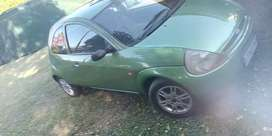 I am selling 2006 ford ka with a/c and mags