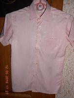 Школьная рубашка ворот 32