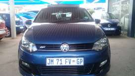 """2017 VW Polo 6 TSi Engine Capacity """"High-Line""""DSG""""with Automatic Trans"""