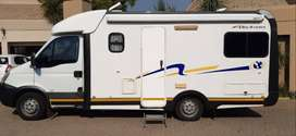 Iveco Discover 4 bed, white, 2009 motorhome