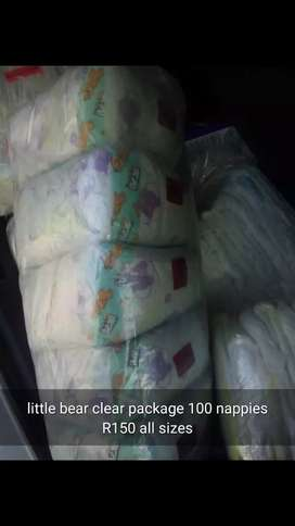 baby and adults diapers