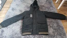Zimowa kurtka młodzieżowa dla nastolatka
