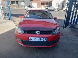 2012 Volkswagen polo 6 1.6 leather seat
