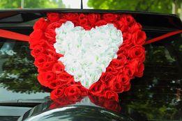 Эксклюзивное Авто на свадьбу 200 грн./час.Имеются украшения на авто