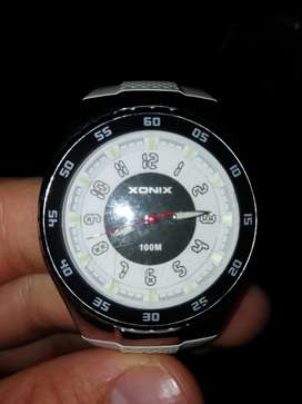 Xonix 100M stylish watch for sale!
