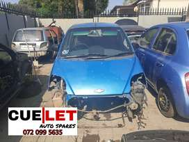 Chevrolet Spark 800cc stripping for parts or spares