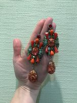 Продаються сережки-гвоздики «Isabel Garcia»