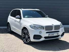 2016 BMW X5 M50d For Sale