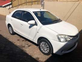 *Clean*2014 Toyota Etios  for Sale