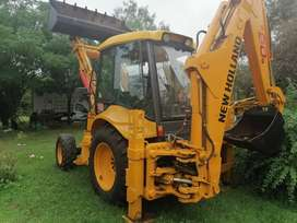 2009 new holland tlb