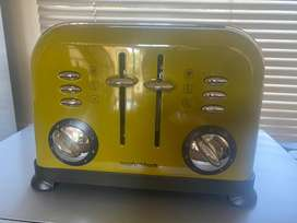 Morphy Richards 4-Toaster for sale