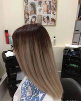 Услуги парикмахера, стрижки, окрашивания, полировка волос, перукар