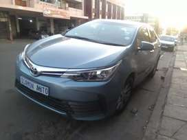Toyota Corolla prestige D4D in excellent condition