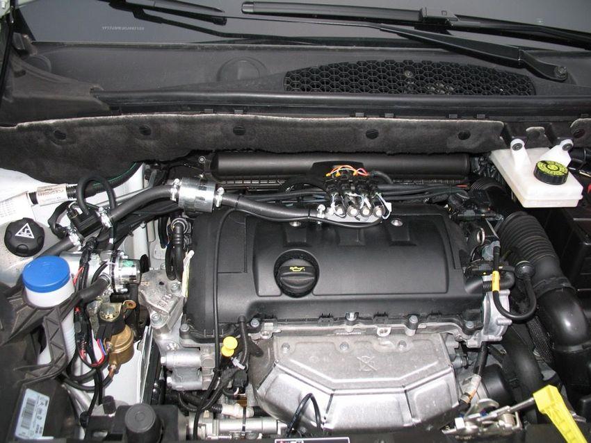 Přestavba auta 4V na plyn LPG 0