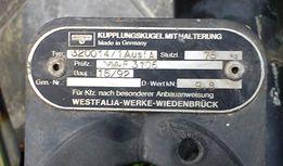 Сцепное устройство фаркоп к бусам Мерседес, Фольксваген, Рено