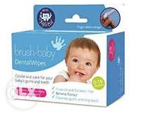 Baby Dental wipe 0-18m 0