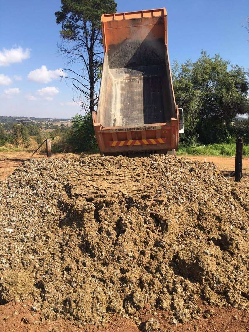 CHICKEN MANURE PURE ORGANIC FOR SALE - KRUGERSDORP. 0