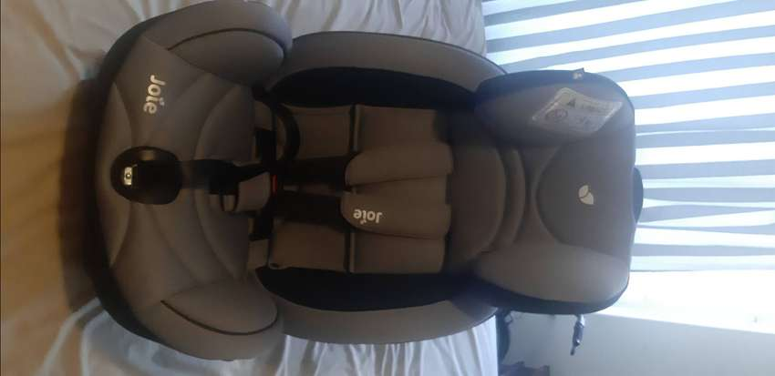 Joie Stages Car Seat Coal 0