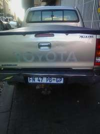 Image of 2.7 Toyota hilux