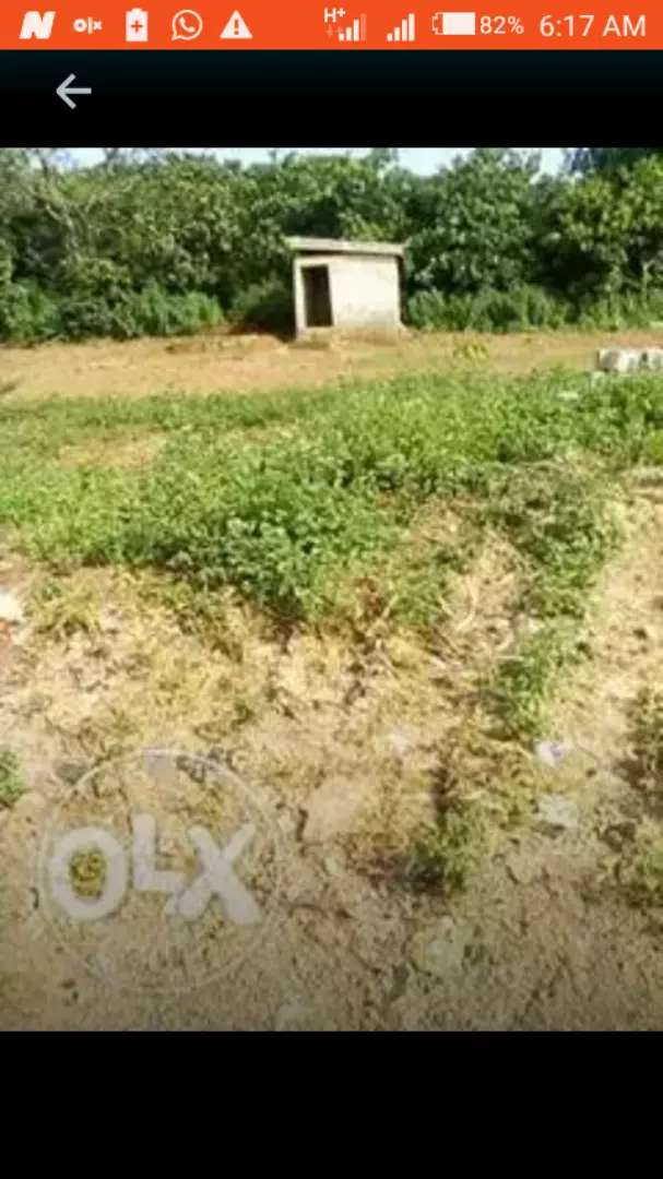 Airport Road Kiami, 14 Hectares CofO Commercial FCDA for urgent sale 0