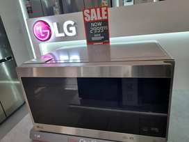 Lg neochef 42l microwave